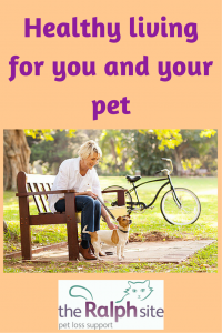 Healthy Living for You and Your Pet (Ralph Site Shop)