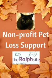 The Ralph Site, non-profit pet loss support