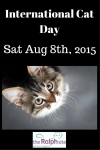 International Cat Day 2015