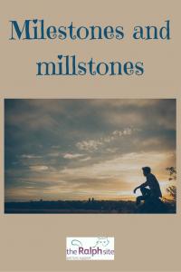 Milestones and millstones pinterset