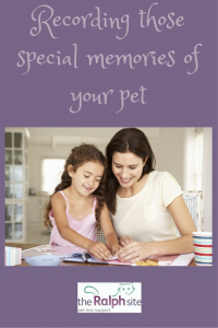 Recording those special memories of your pet pinterest